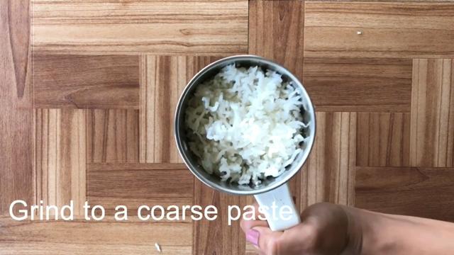 rice bonda, rice balls