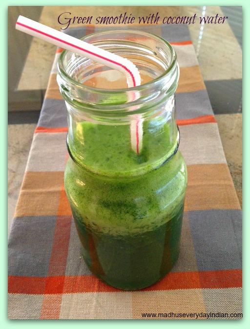 green smoothie 4