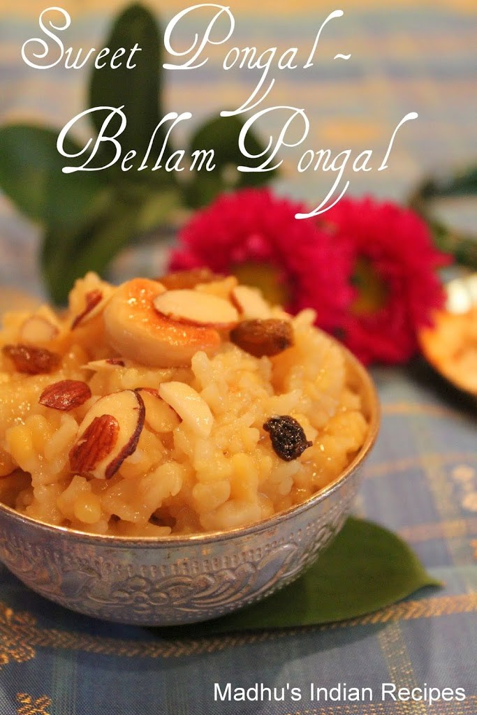sweet pongal recipe