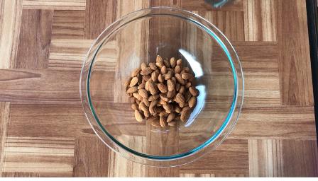 almond burfi or badam burfi