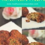 moong dal masala vada recipe