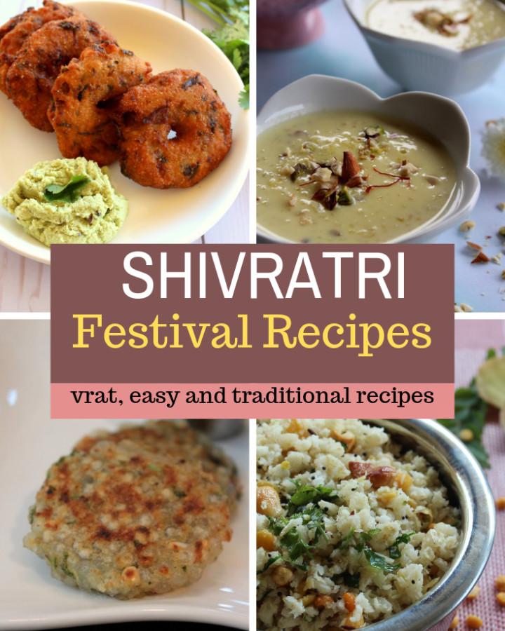 shivratri festival recipes