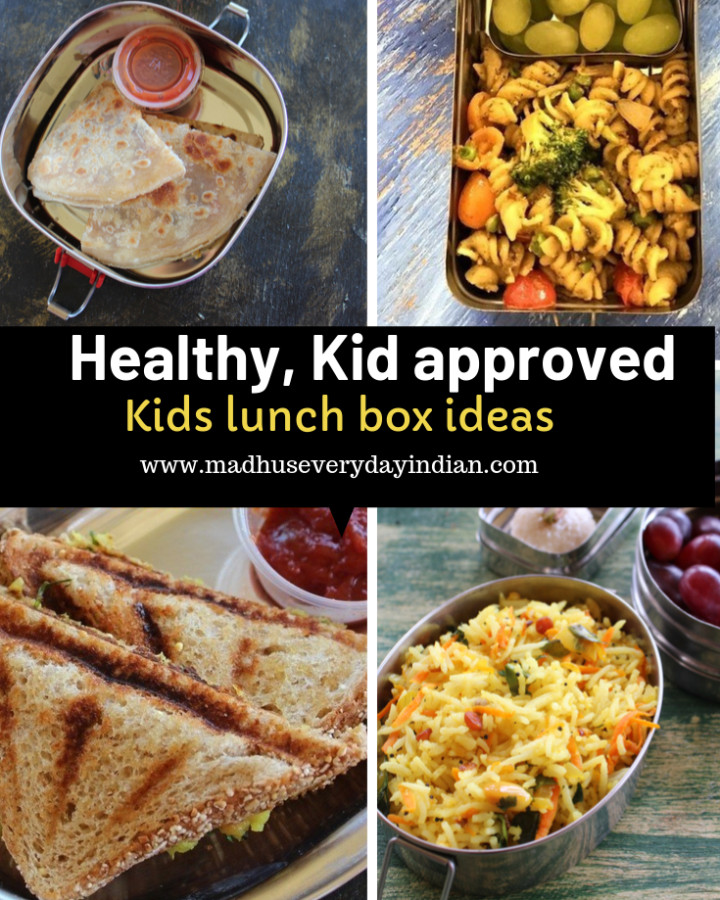 kids lunch recipes
