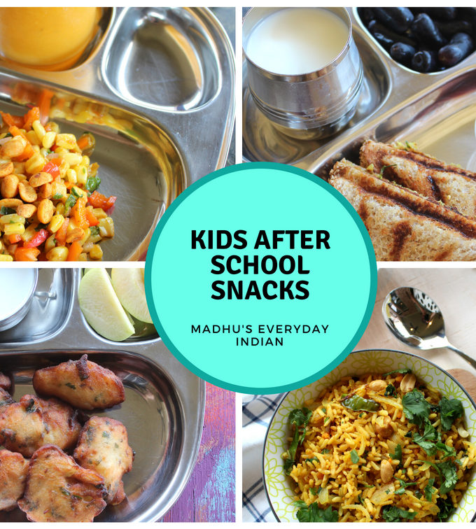 kids after school snacks