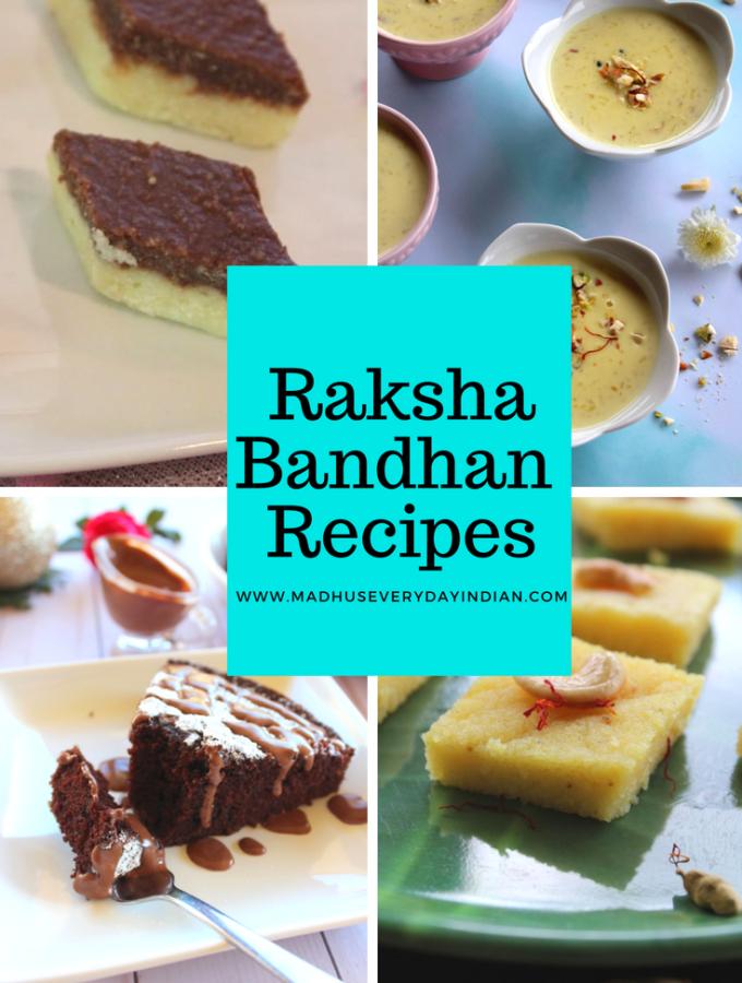 10 raksha bandhan sweets recipes