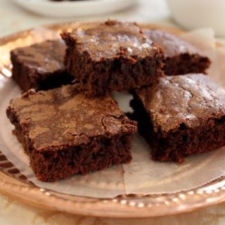 chocolate one bowl brownie recipe
