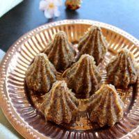 dry fruit and dates modak recipe