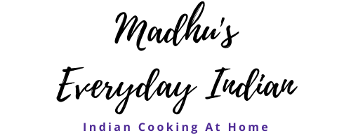Madhu's Everyday Indian