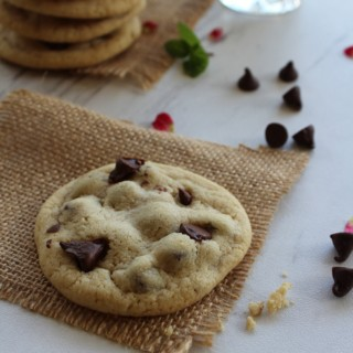egg free chocolate chip cookies