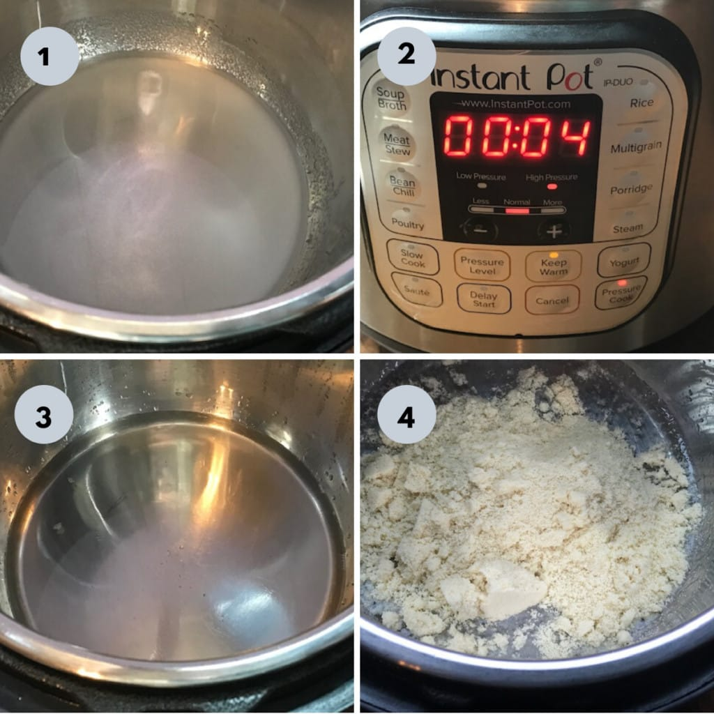 badam katli procedure in instant pot