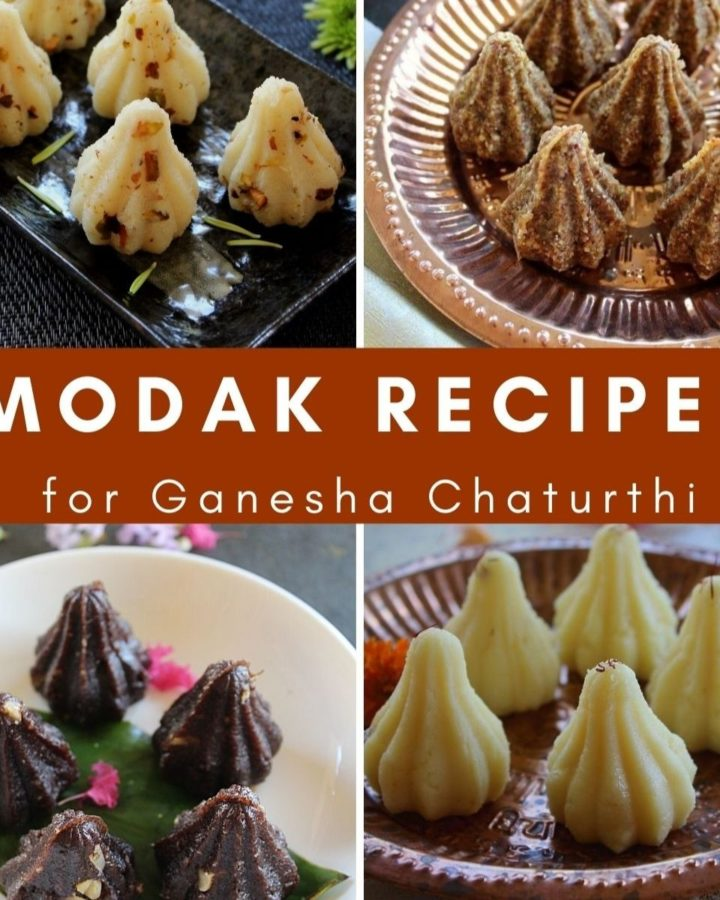 collection of modak recipes for ganesh chaturthi