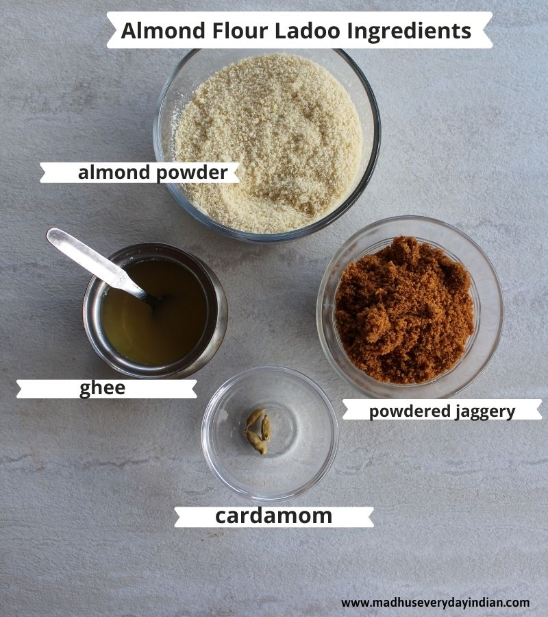 almond flour ingredients listed