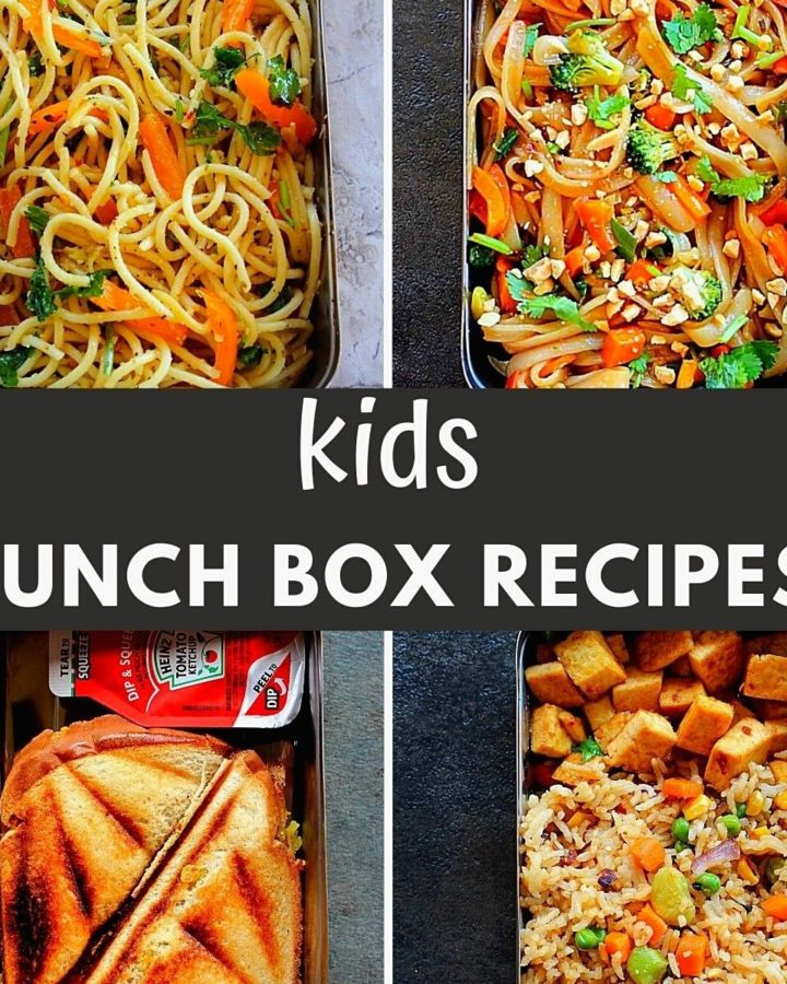 4 picture of kids lunch box recipes