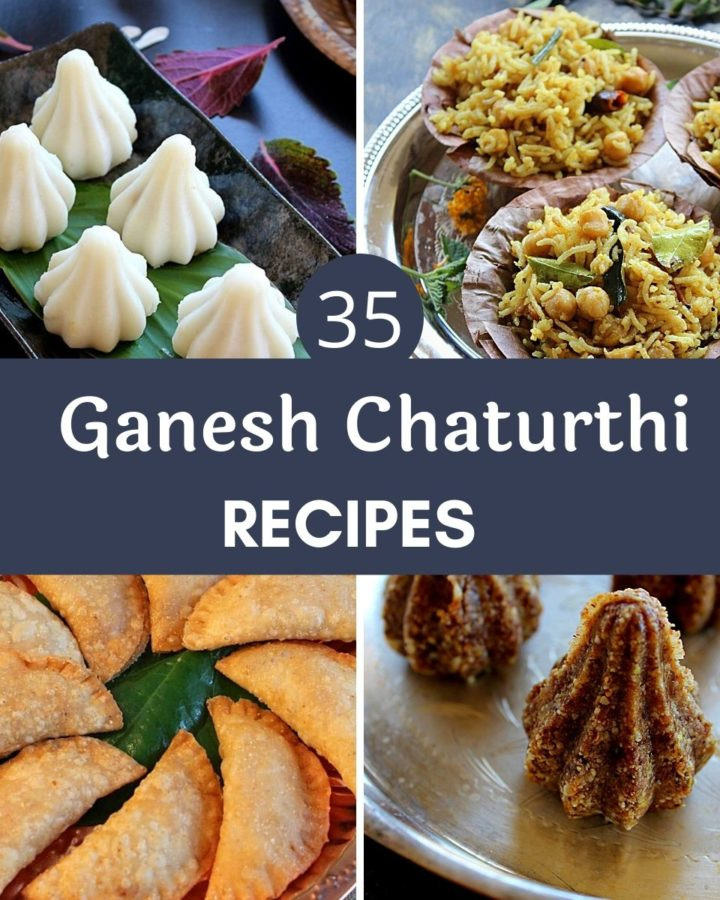 4 pics of ganesh chaturthi recipes